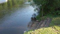Nástupní a výstupní místa na řece