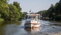 Od května vyplouvá vyhlídková loď Regent v Týně nad Vltavou